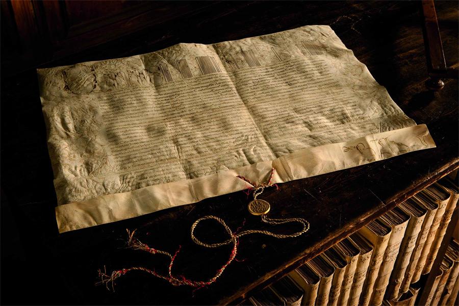 The Vatican Secret Archivesroma