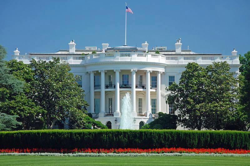 The White9 House Washington DC