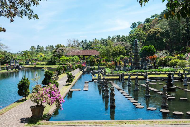 Tirtagangga Water Palace Villas Bali