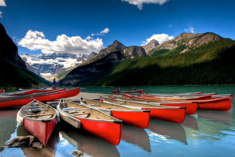 Torch Lake Canada