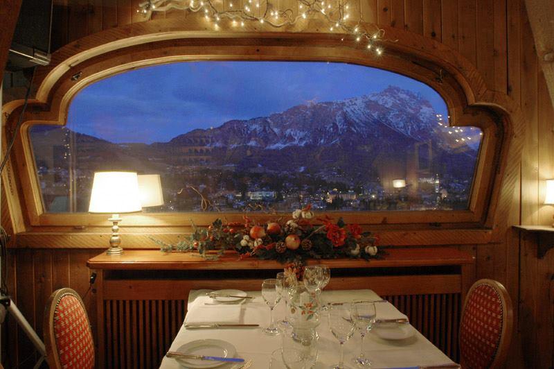 Toulà a Cortina ristorante