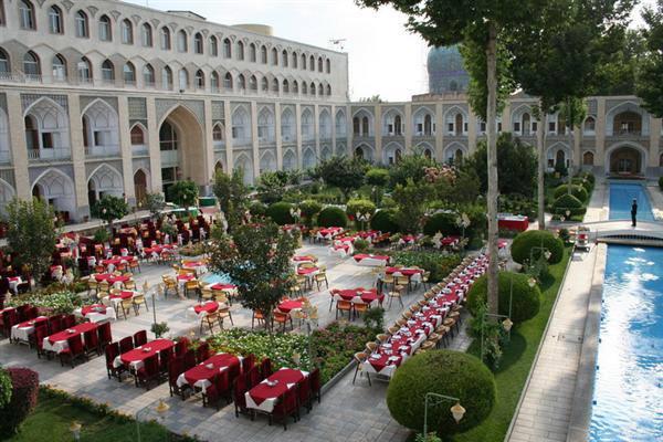 Una cena da mille e una notte ristorante in Iran