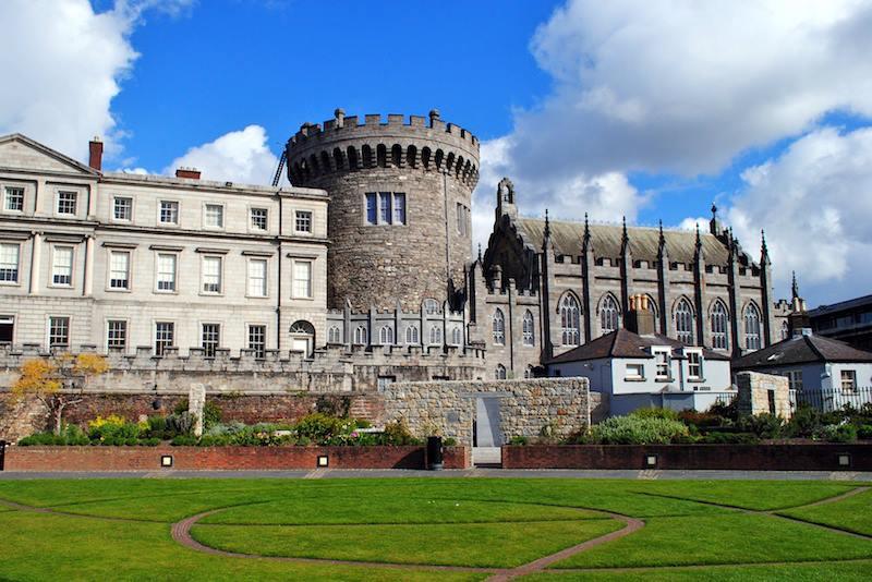 Una visita al Castello di Dublino