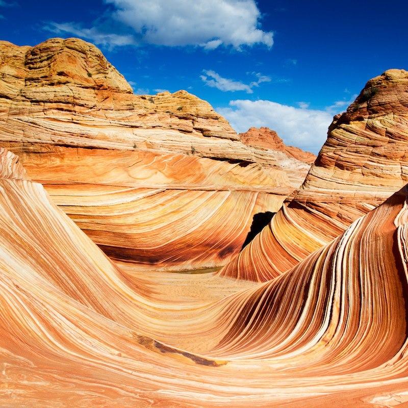 Uno spettacolo imponente Desert Rock Arizona