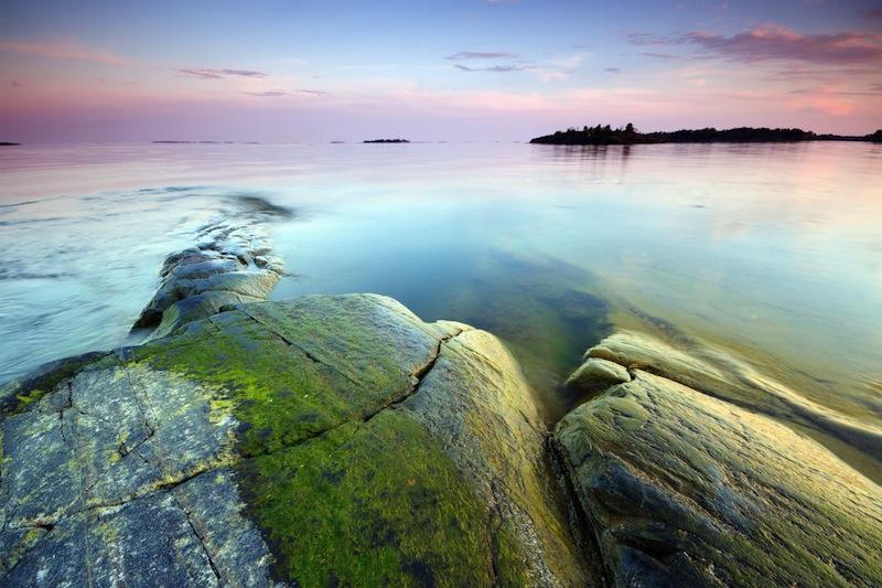 Uutela nature park Finland