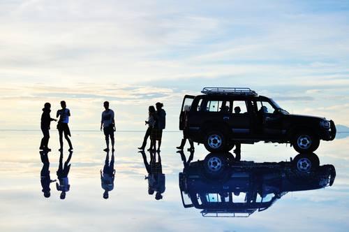 Uyuni Lake Bolivia