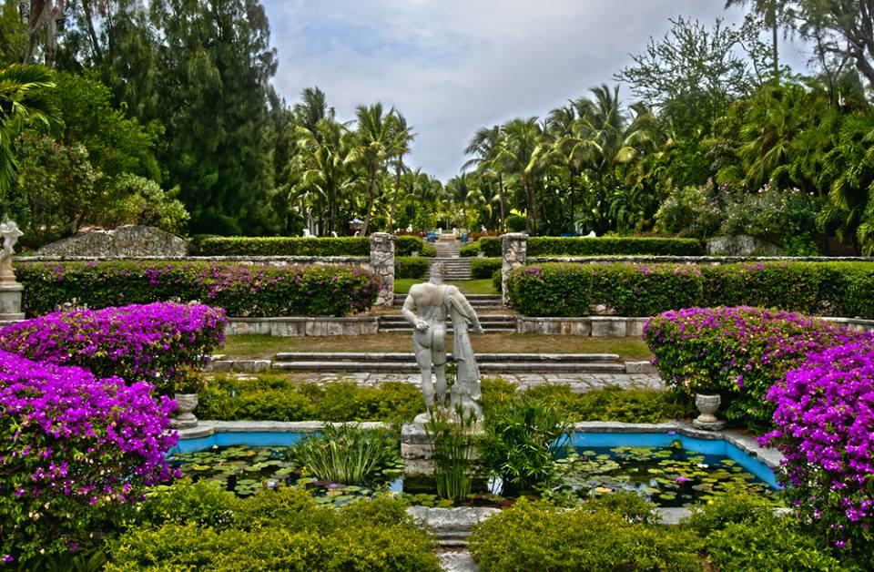 Versailles garden Bahamas