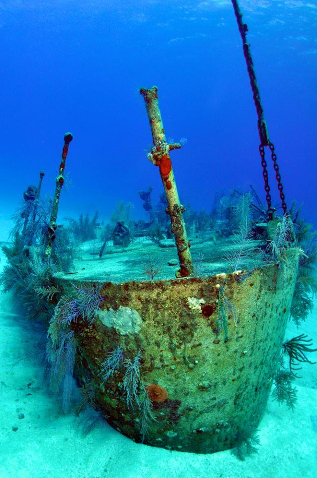 Vessel in Grand Cayman