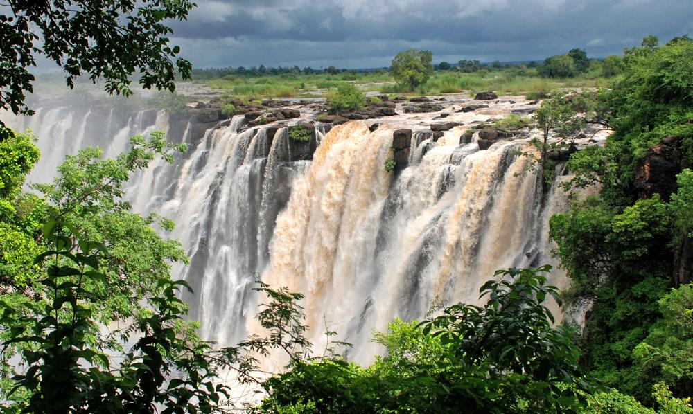 Victoria fallsSouth Africa