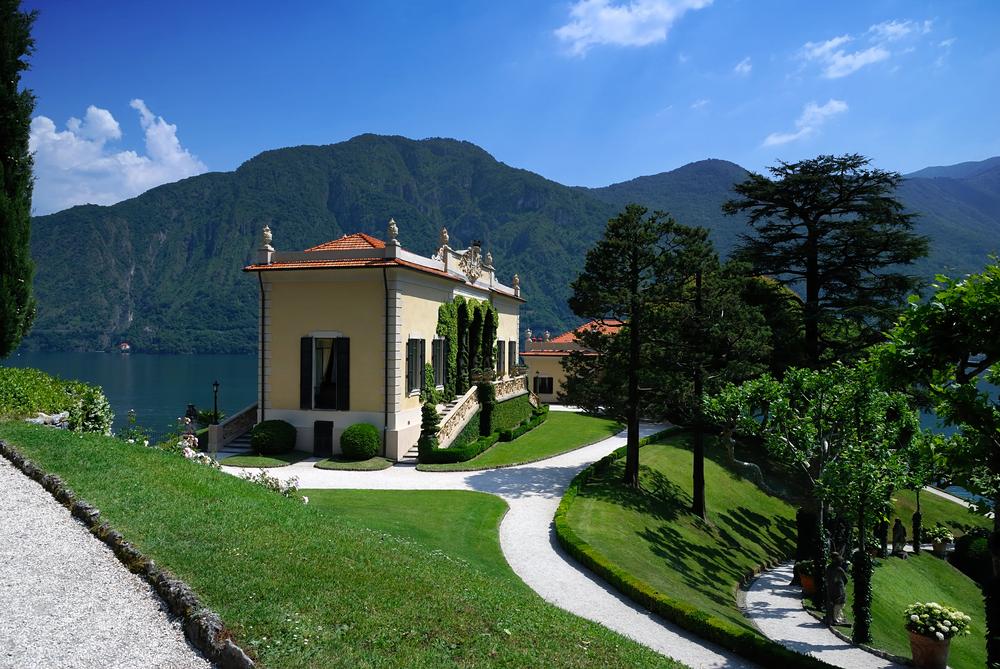 Villa Del Balbianello lago como