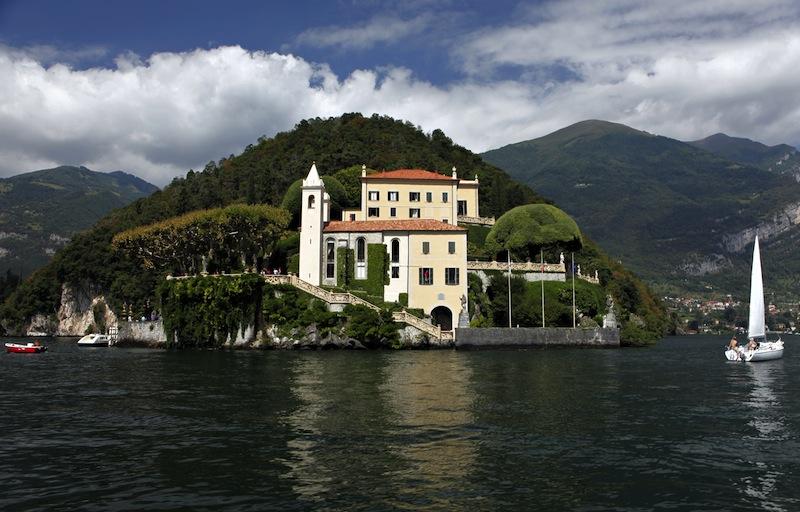 Villa del Balbianello is a villa in the comune of Lenno It