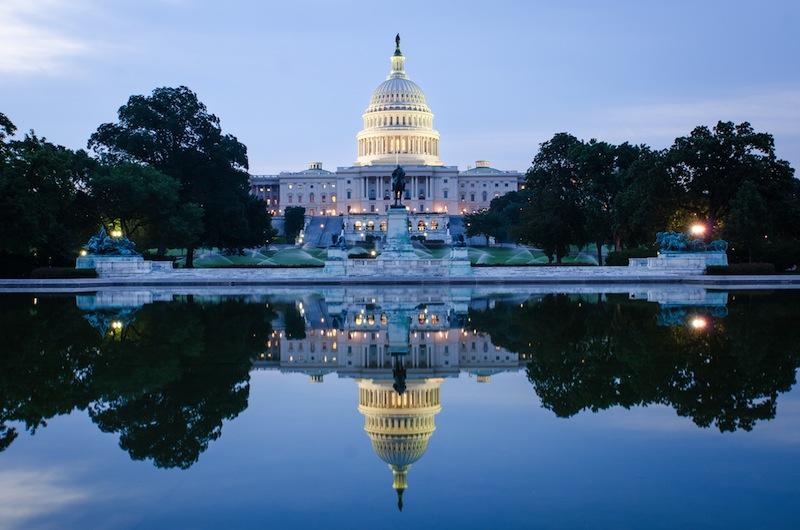 Washington DC US Capitol Building i