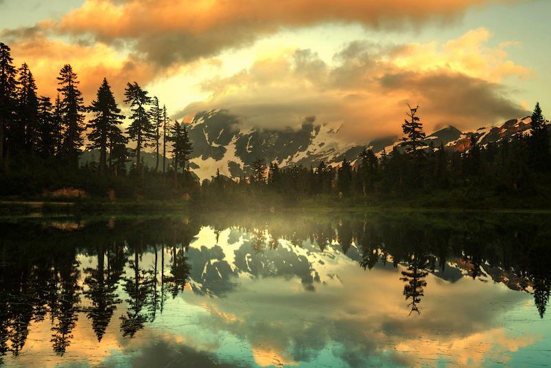 Washington State Pacific Northwest