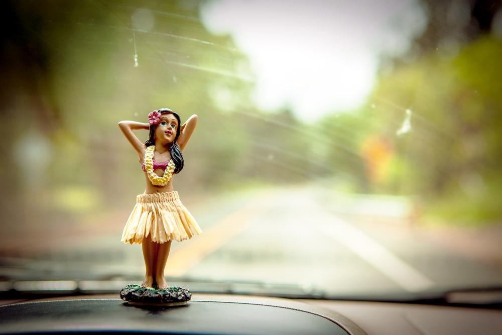 Welcome Display On The Road To Hana Hawaii 54