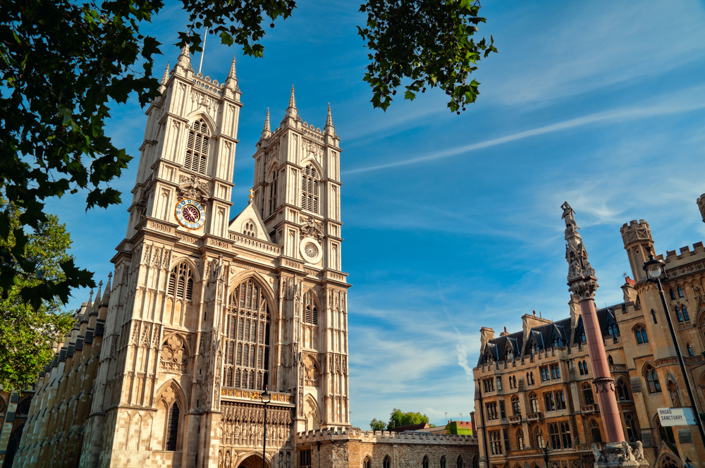 Westminster Abbey London UK