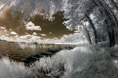 Wolsztyn Lake Poland