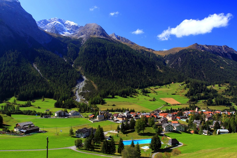 Zermatt to St