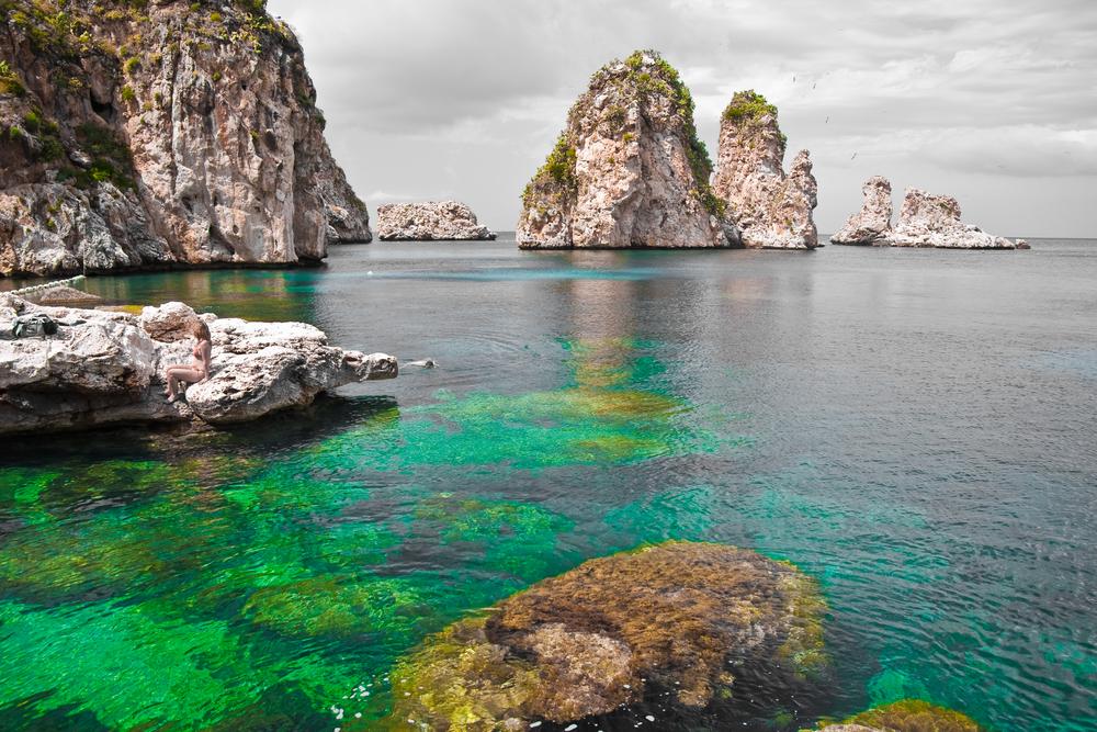 Zingaro Natural Reserve Sicily Italy
