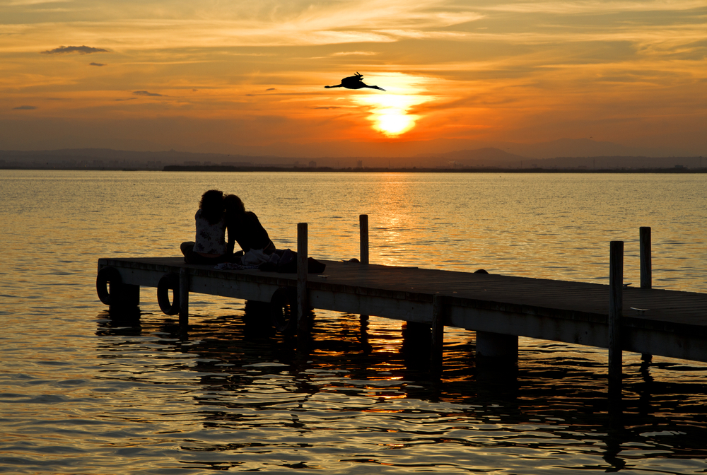 abbraccio lago di como
