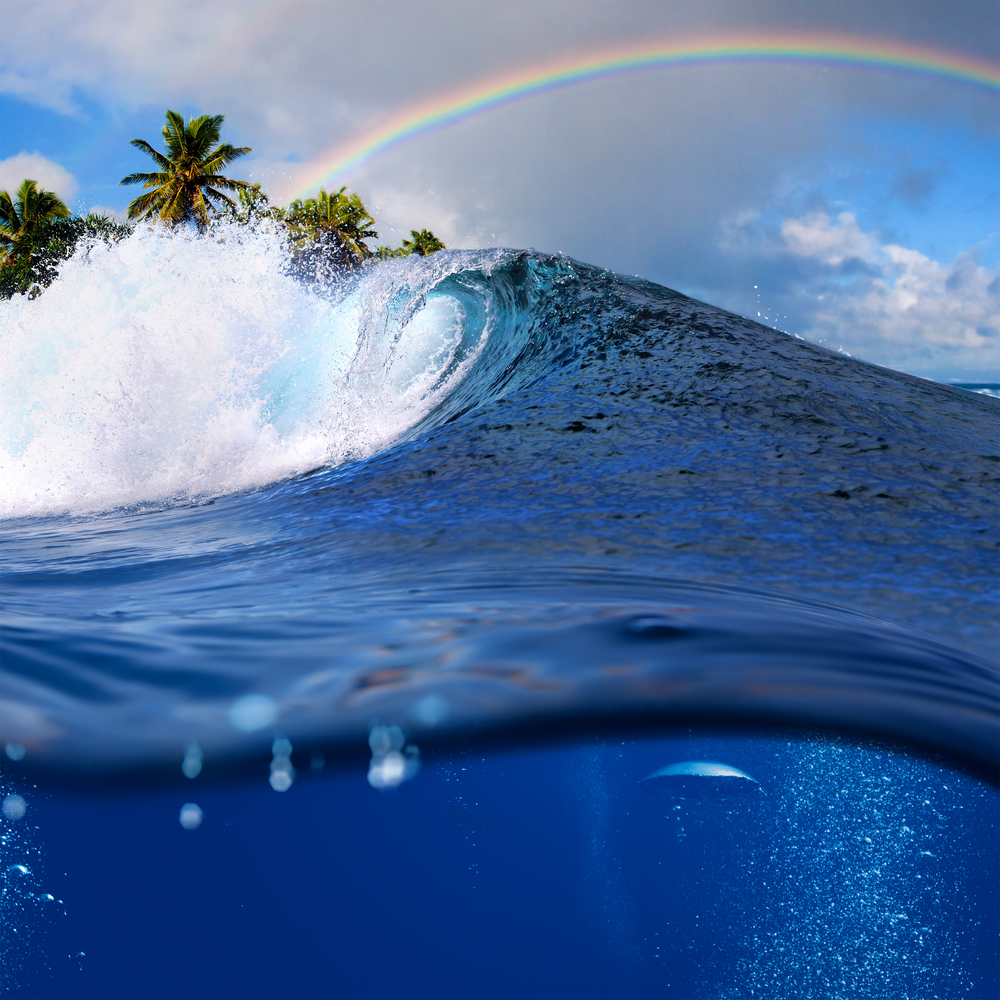 arcobaleno onda