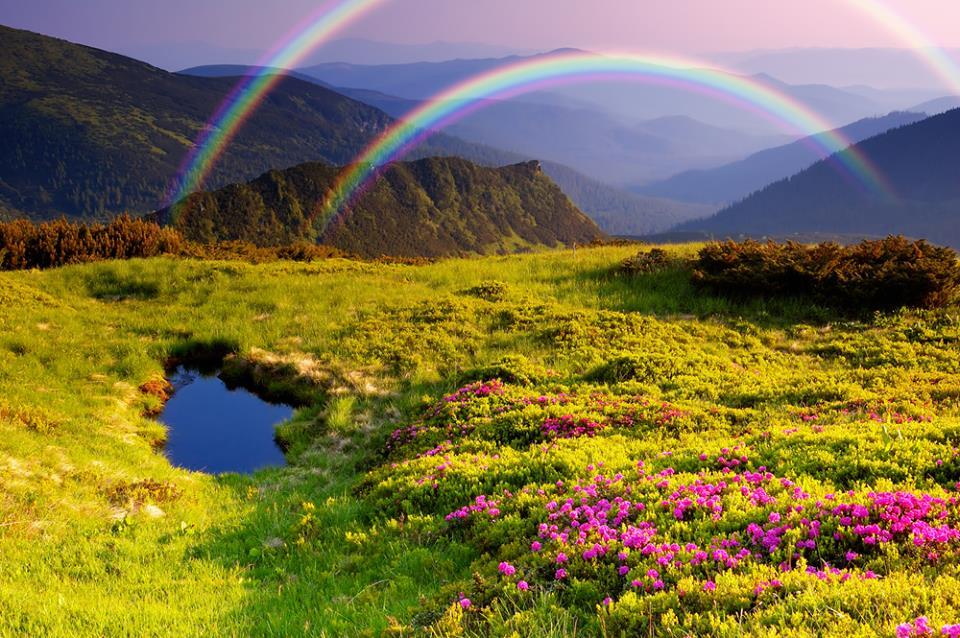 arcobaleno val daosta