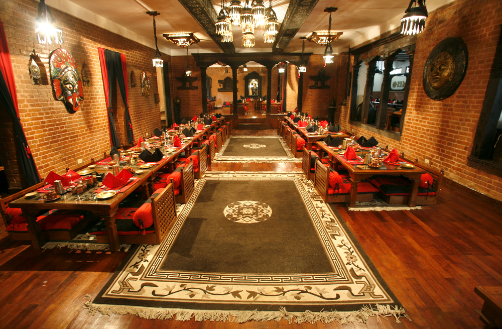asian style restaurant in kathmandu
