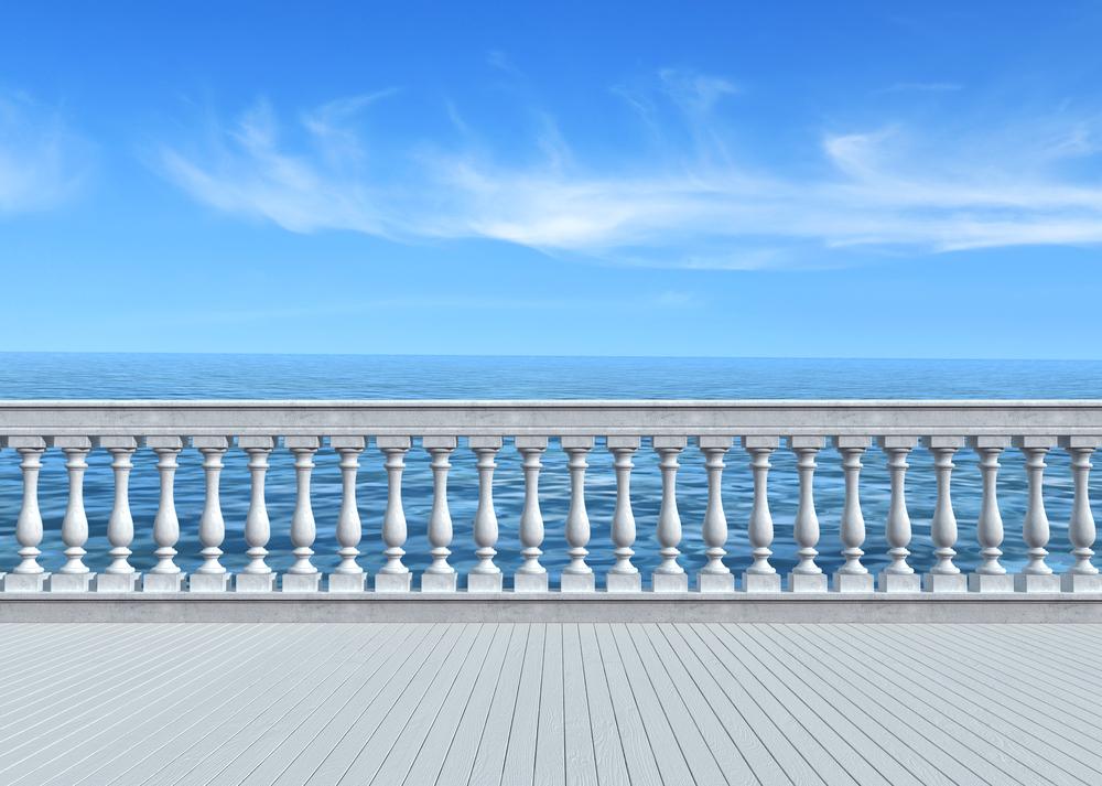balcone mare