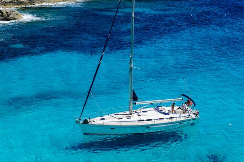 Costa Azzurra in Barca