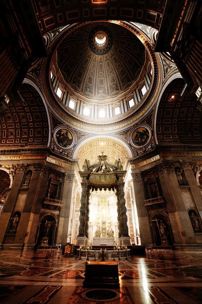 basilica vaticano roma