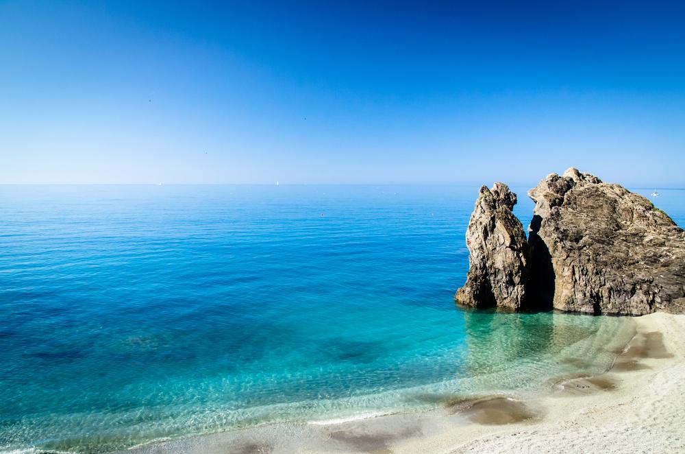 beach of cinque terre monterosso liguria italy 9