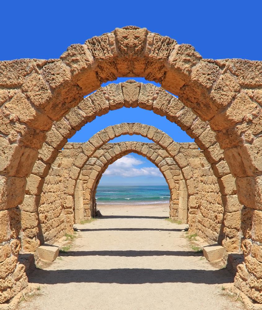 caesarea israele