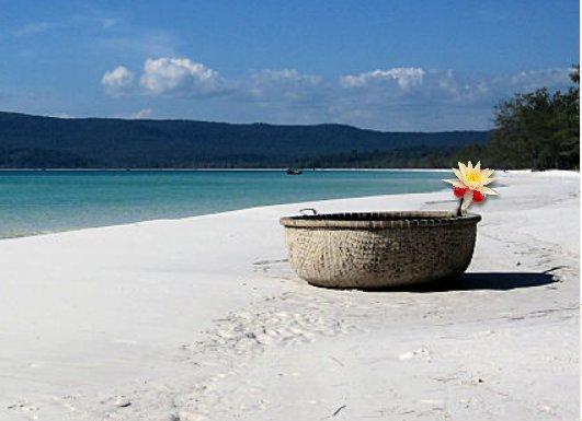 cambogia spiagge