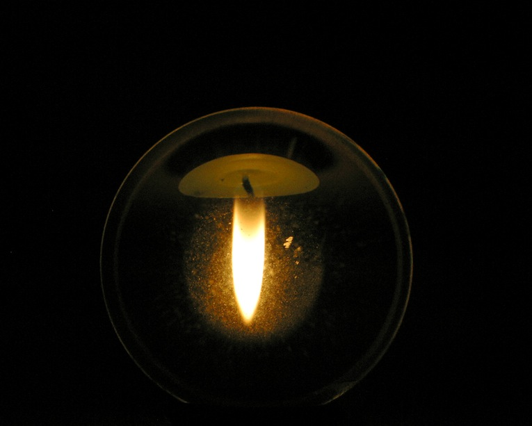 candlelight experiment 2011