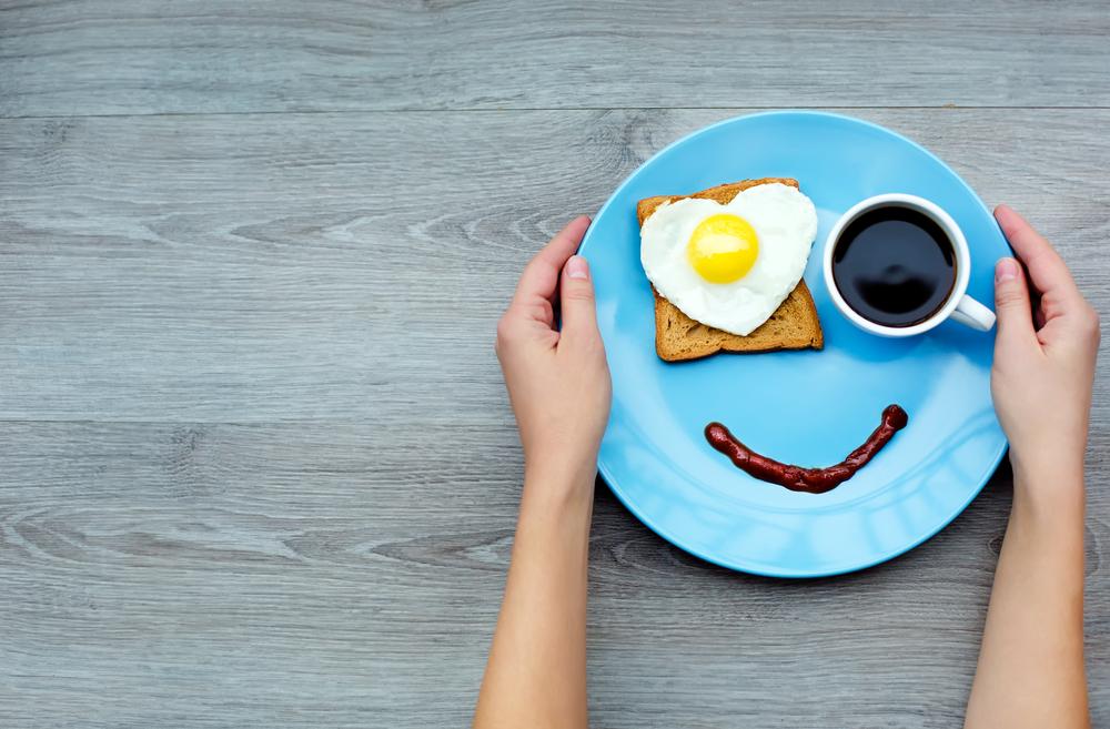 colazione sorriso