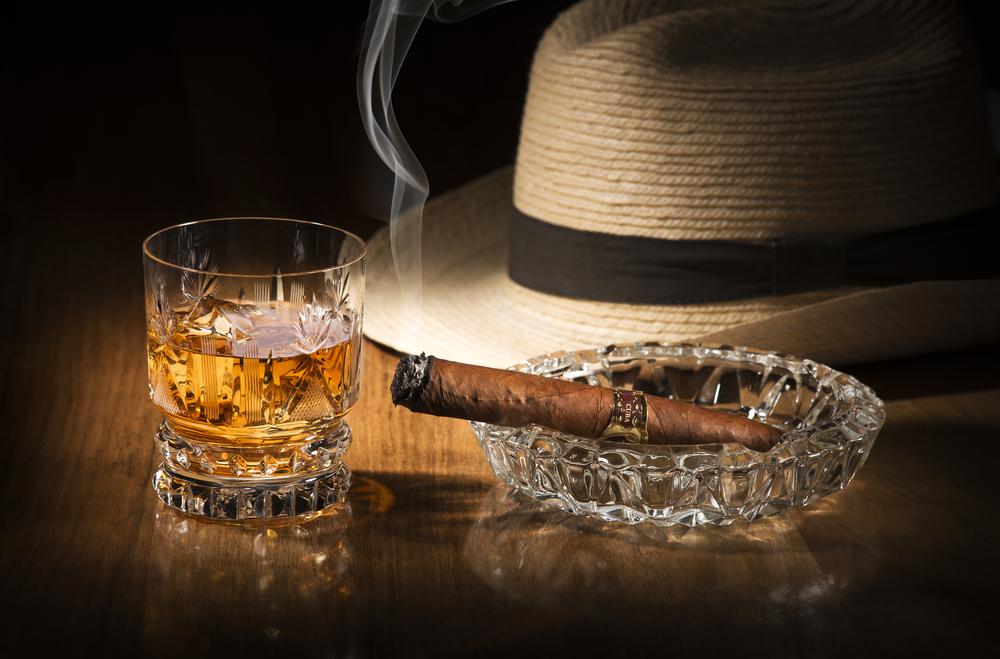 cuba rum sigaro
