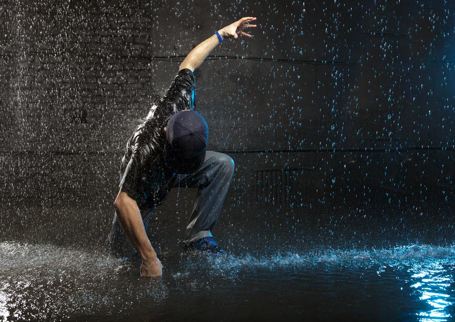 danza pioggia
