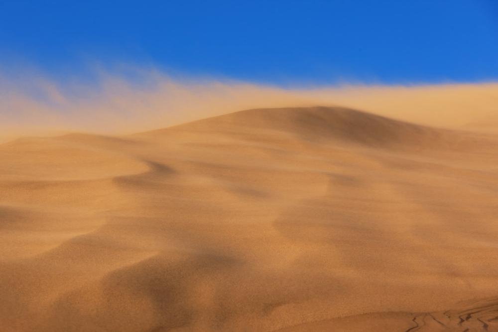 deserto sabbia