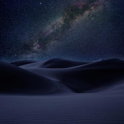deserto stelle