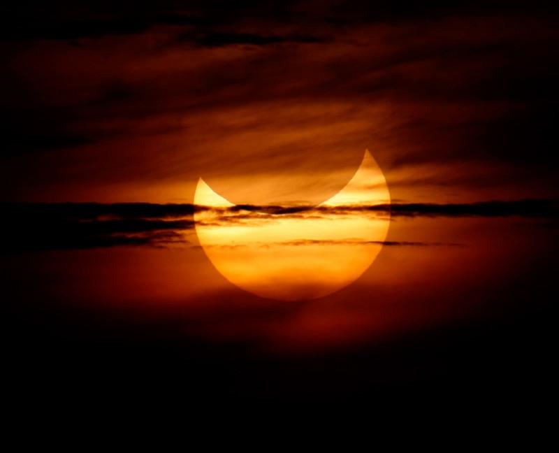 eclissi venere