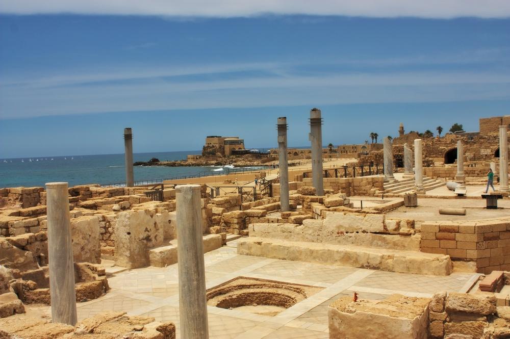 f Caesarea Israel