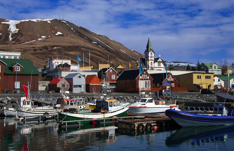 f Husavik Iceland