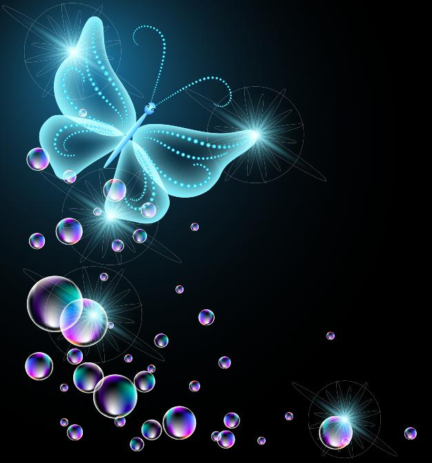 farfalla magica