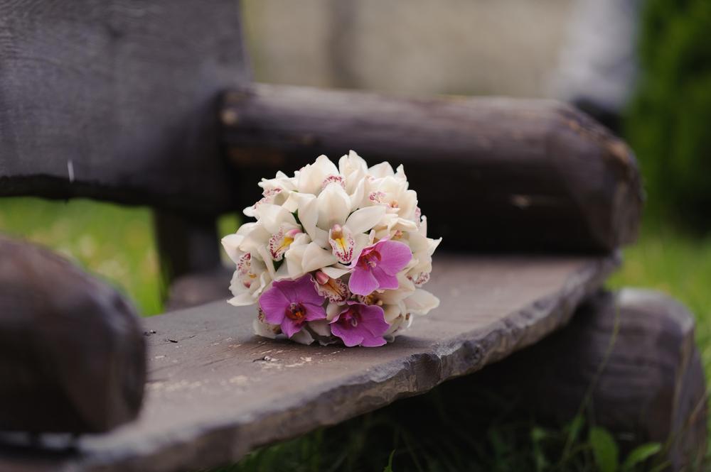 fiori panchina