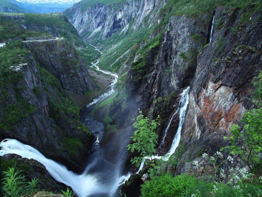 fiume parco Norvegia