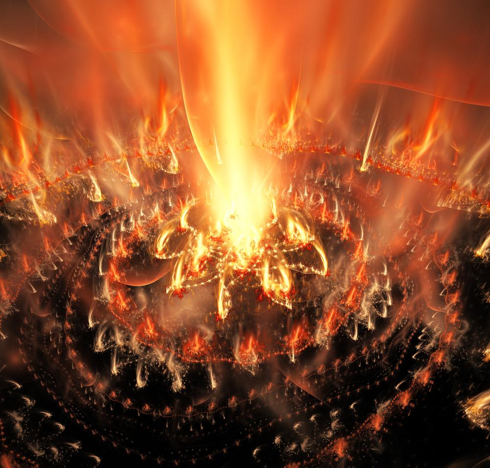 fuoco gente inventa