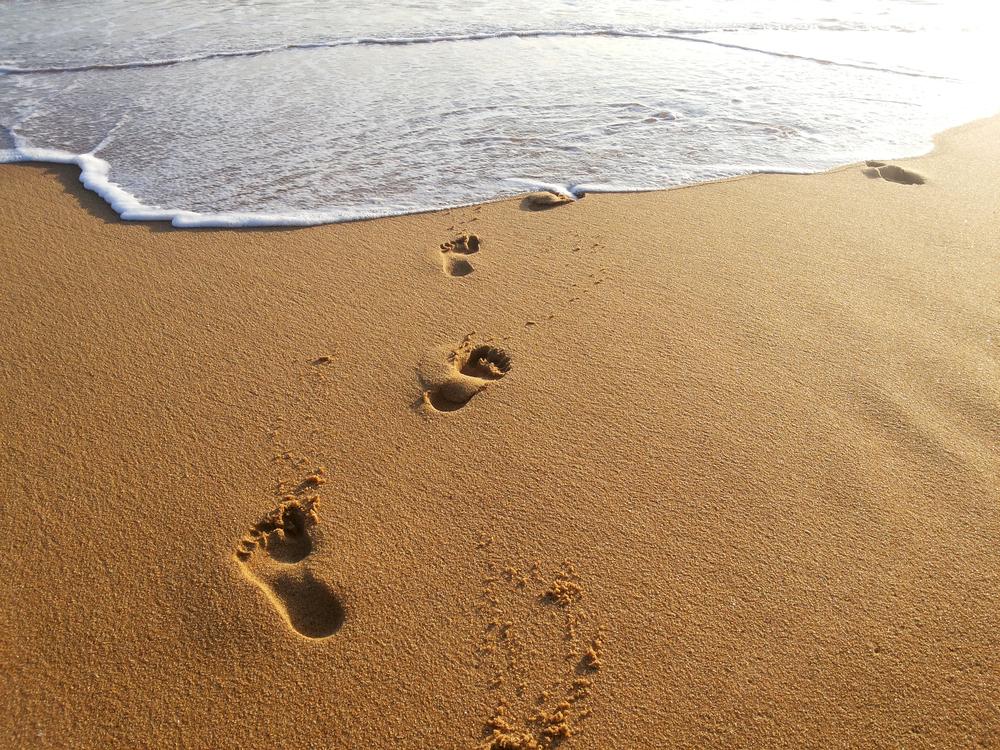 giamaica impronte mare3