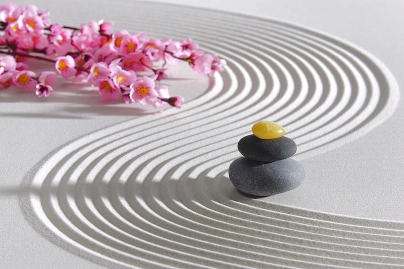 giardino meditazione