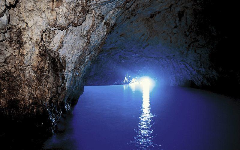 grotta blu napoli capri