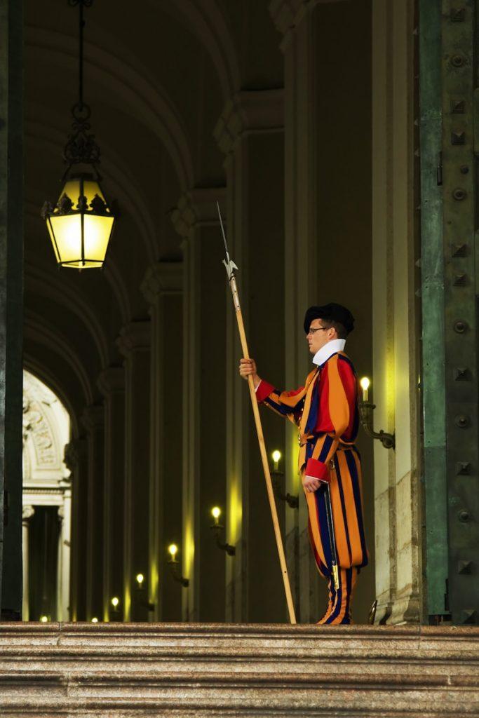 guardie svizzere vaticano