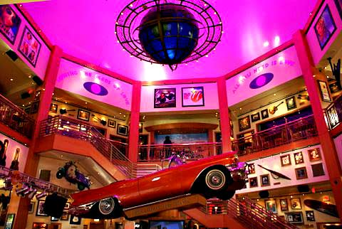 hard rock cafe los angeles 1